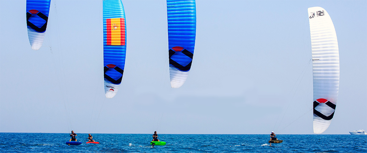 Abahana Villas - Spanish Formula Kite Championship in Denia.