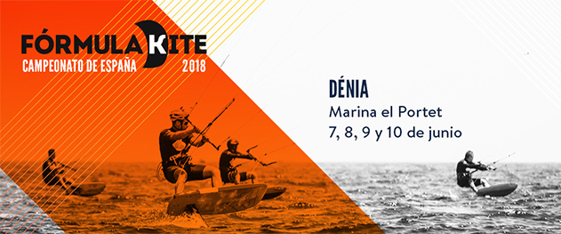 Formula Kite Spain - Dates for the Spanish Championship.