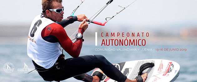 Formula Kite Spain - Dates for the Championship of the Valencian Community.