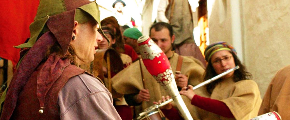 Abahana Villas - Marché médiéval de Teulada: goût artisanal.