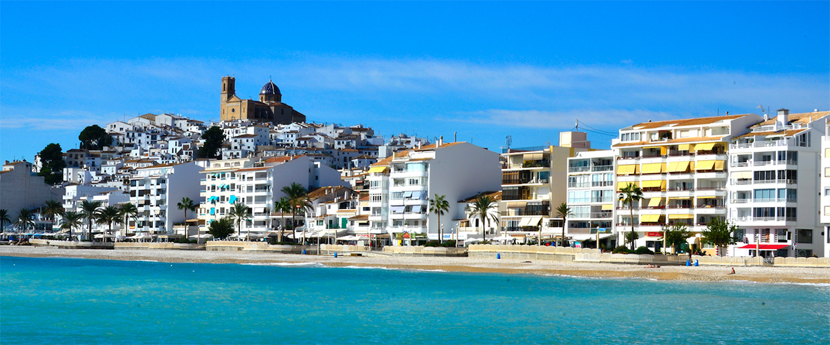 Abahana Villas -Shields of the Fiestas Patronales and Moors and Christians in Altea.