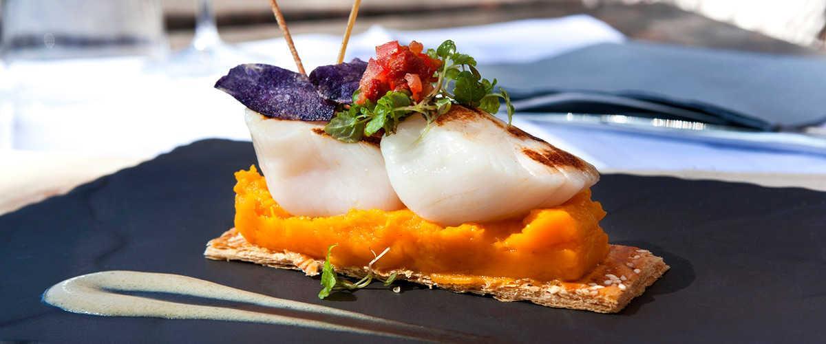 Abahana Villas - Detalle gastronómico de la Gourmet Race de Moraira.