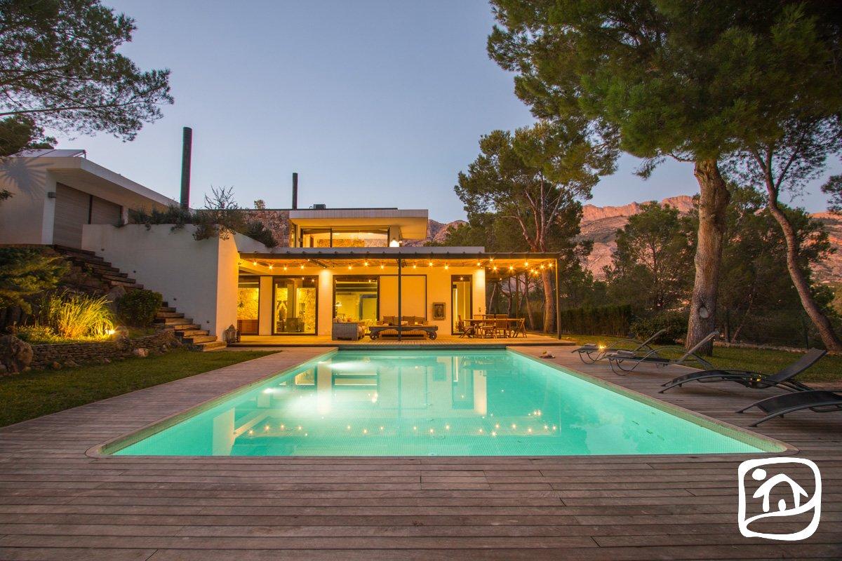 Villa Beach House à Altea Costa Blanca