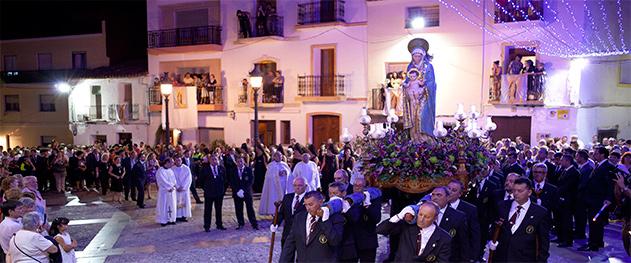 Abahana Villas - Fiestas patronales de Calpe.
