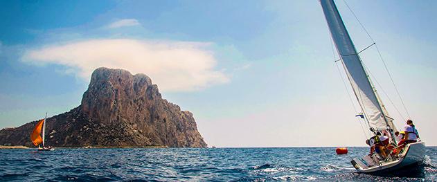 Turismo Calpe - Escuela y alquiler de embarcaciones.