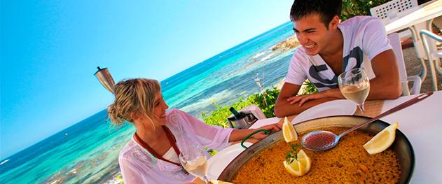 Abahana Villas - Restaurantes cerca del mar en Moraira.