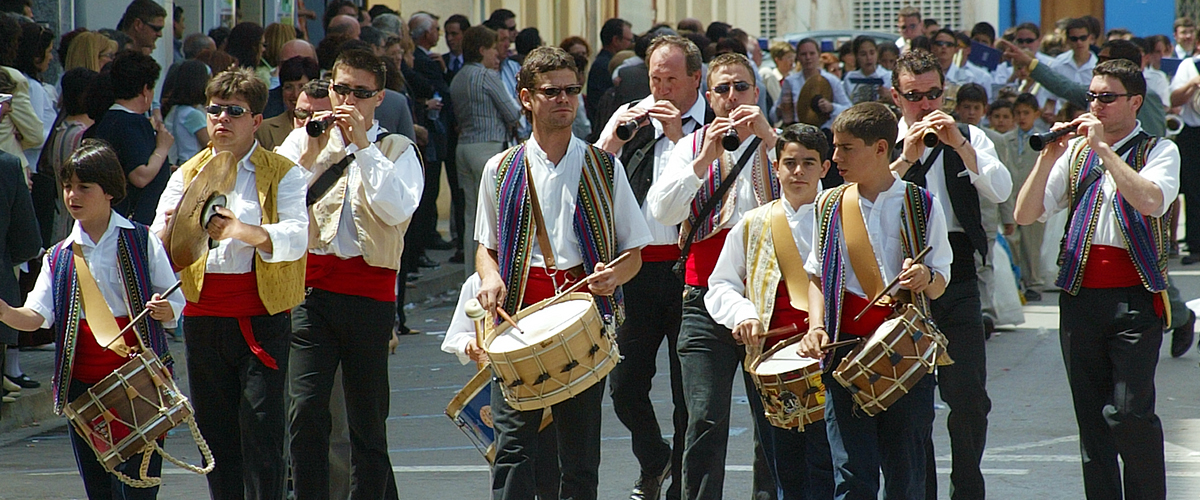 Abahana Villas - Traditional festivals of Benissa.