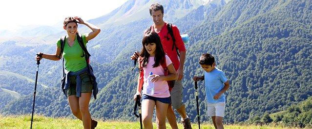 Abahana Villas - Hiking trails on the Costa Blanca.