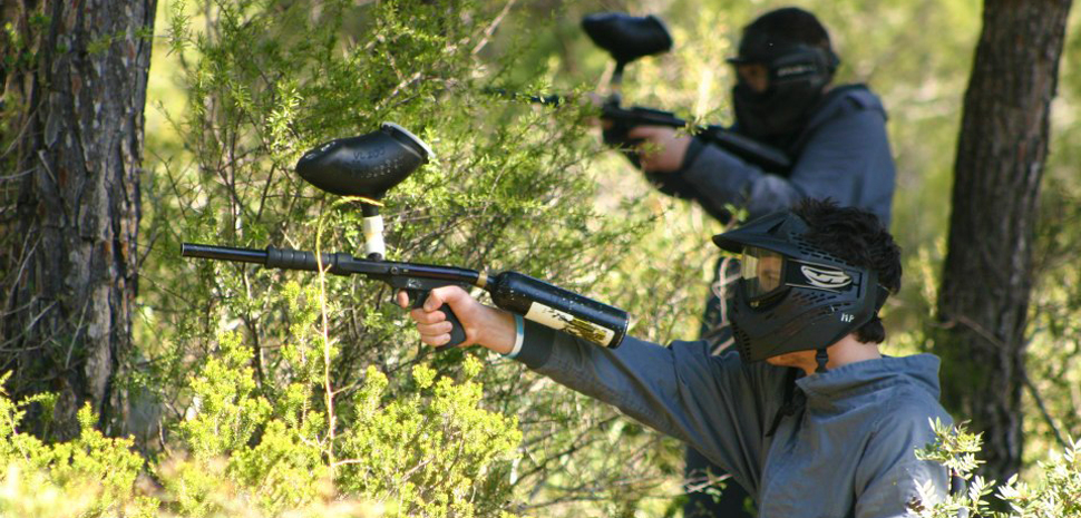 Abahana Villas - Play Paintball and have fun on the Costa Blanca