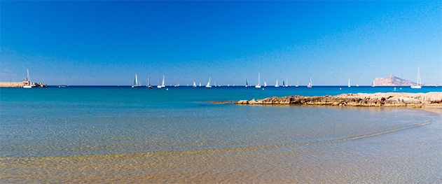 Abahana Villas - Regatta Calpe to Formentera on the Costa Blanca.