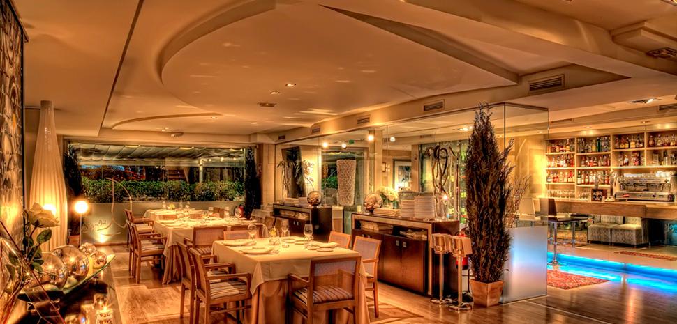 La Falua - Interior del Restaurante La Falua en Benidorm.