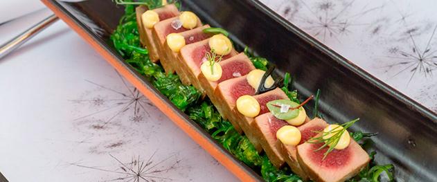 Abiss - Producto de primera calidad en el restaurante.
