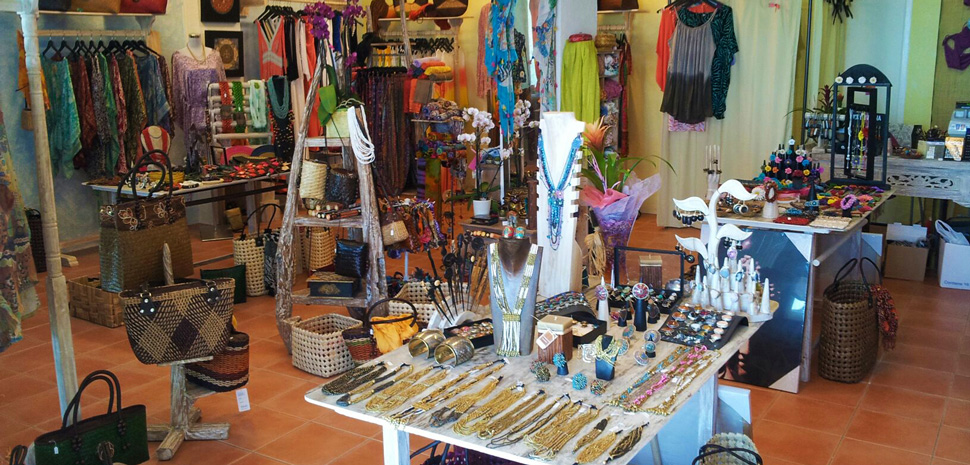 Abahana Villas - Fashion and accessories of Bundi in Calpe.