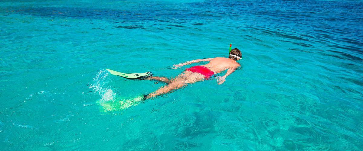 Abahana Villas - День подводного плавания в Альтеа.