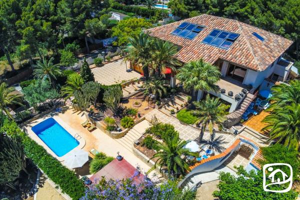 Alquiler villa ASIAN DREAMS en moraira